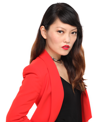 Hana Mae Lee Pitch Perfect Pitche Perfect 2 - Hana Mae Lee spokesperson for Specific Beauty - Skin care for Asian skin