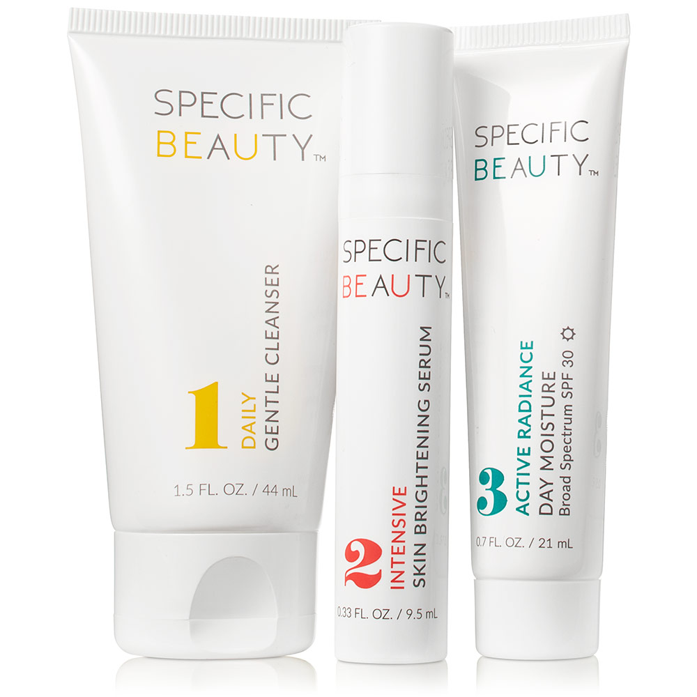 Specific Beauty Daily Brightening Essentials Kit