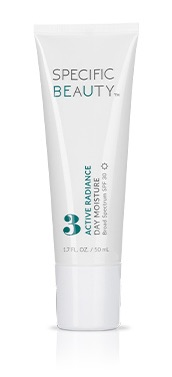 Active radiance day moisture SPF 30