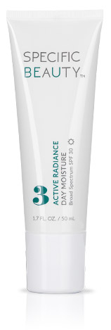 Specific Beauty's Active Radiance Day Moisture SPF 30